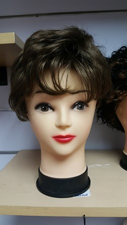 Large Store Fixture Provider – WIG MANNEQUINS  |  Feb – 22