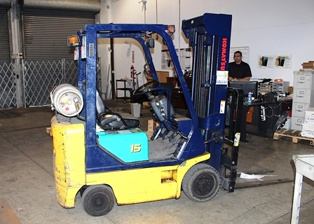 Inocco Technology – FORKLIFT_&_VEHICLES  |  Feb – 27
