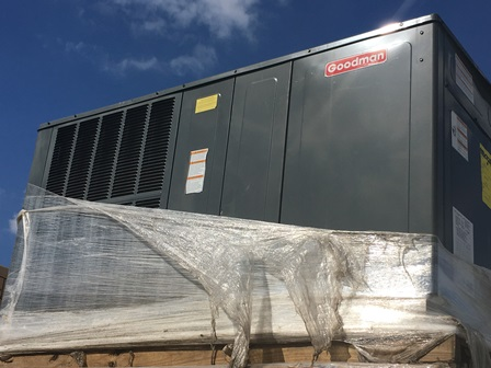 New Scratch & Dent AC Units – INDUSTRIAL UNITS  |  Feb – 17