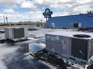 Days Inn – Commercial AC Units  |  Feb -16