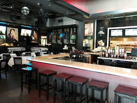 Martorano's Restaurant & Nightclub – BAR AREAS  |  Mar-21