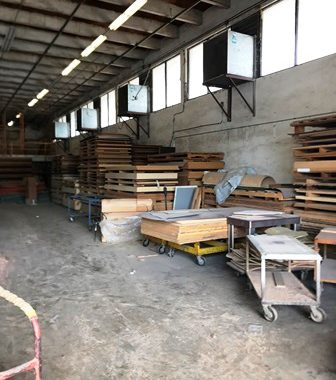 Machinery Manufacturing Plant – WOOD_INVENTORY  |  Apr-29