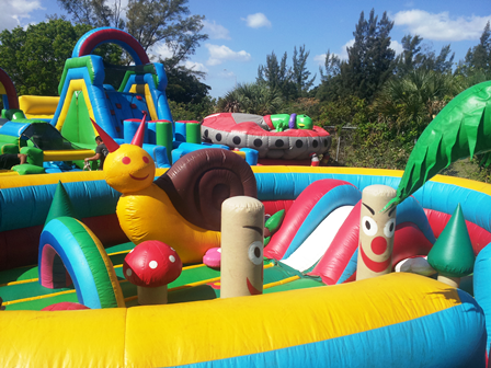Entertainment Company – BOUNCE HOUSES  |  Apr-26