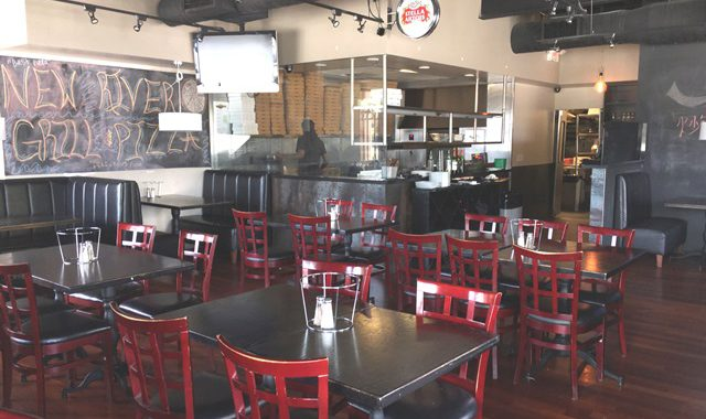 New River Grill & Pizza  – SEATING  |  Tuesday, May-30