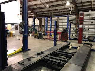Tire & Auto Repair Shop – LIFTS  |  May-22