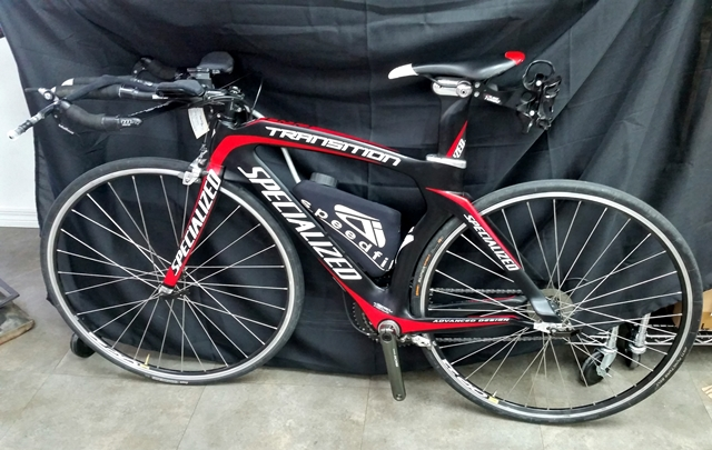 Gallery Gift Sale –  SPECIALIZED TRANSITION BIKE | Saturday, Jun-03
