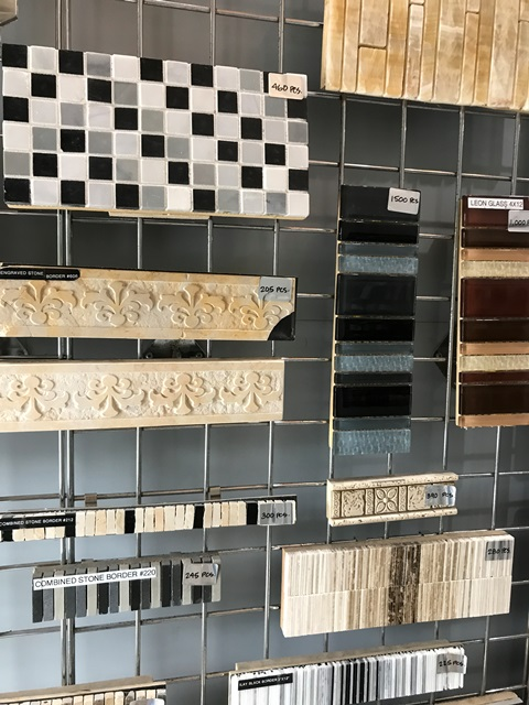 Mosaic & Boarders Tiles   |  Saturday, Jun-24