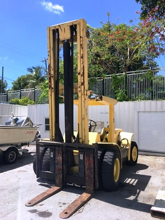 RMK Shipyard – HISTER FORKLIFT | Wednesday, Jul-19